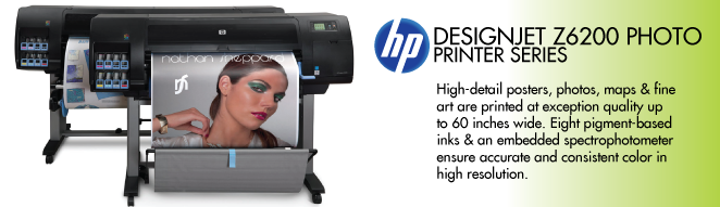 HP DesignJet Z6100 series