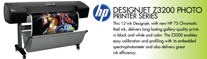 HP DesignJet Z3200 series