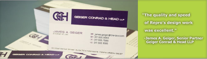 Geiger Conrad and Head
